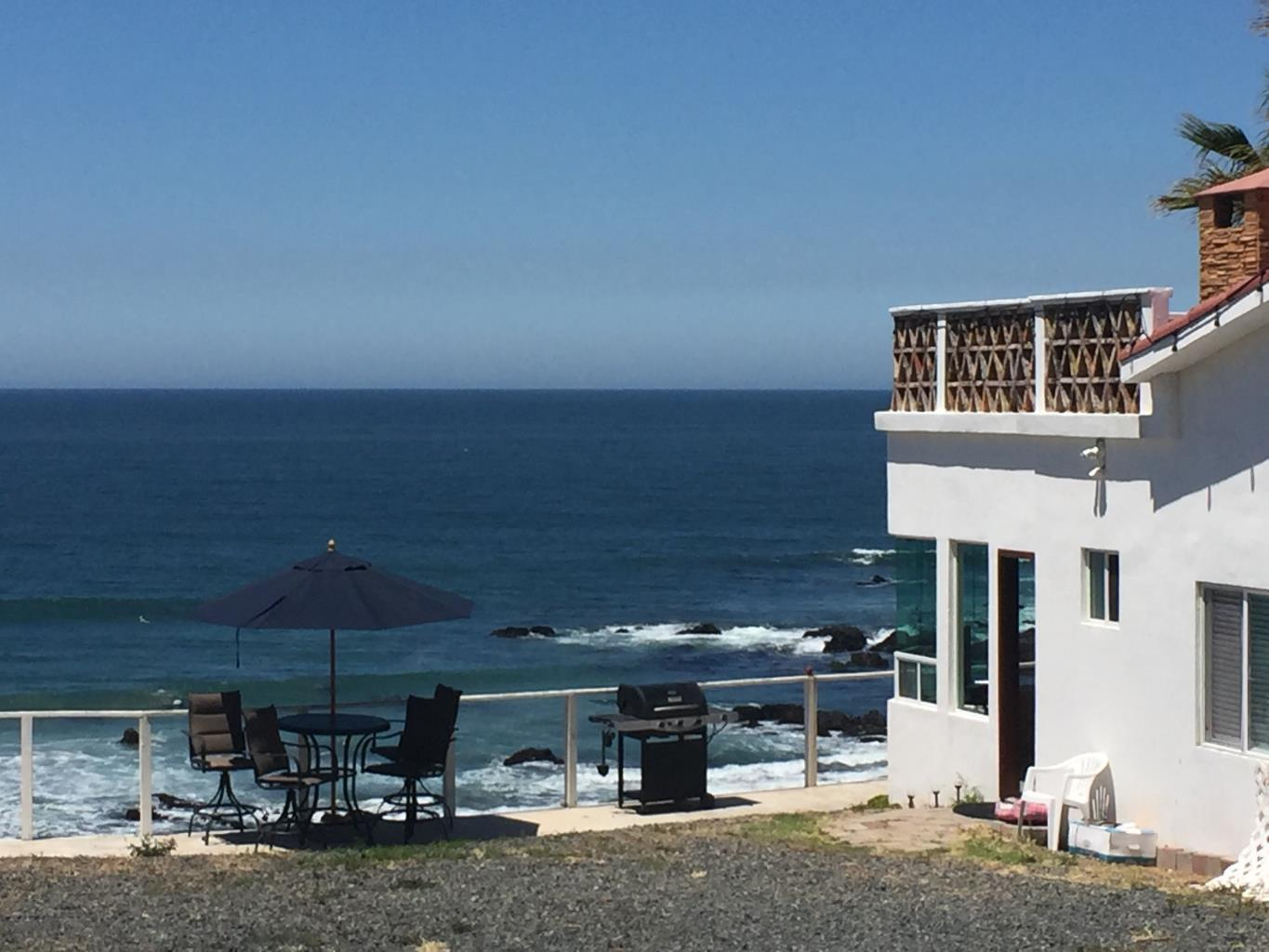Ocean View Home for Sale in Popotla
