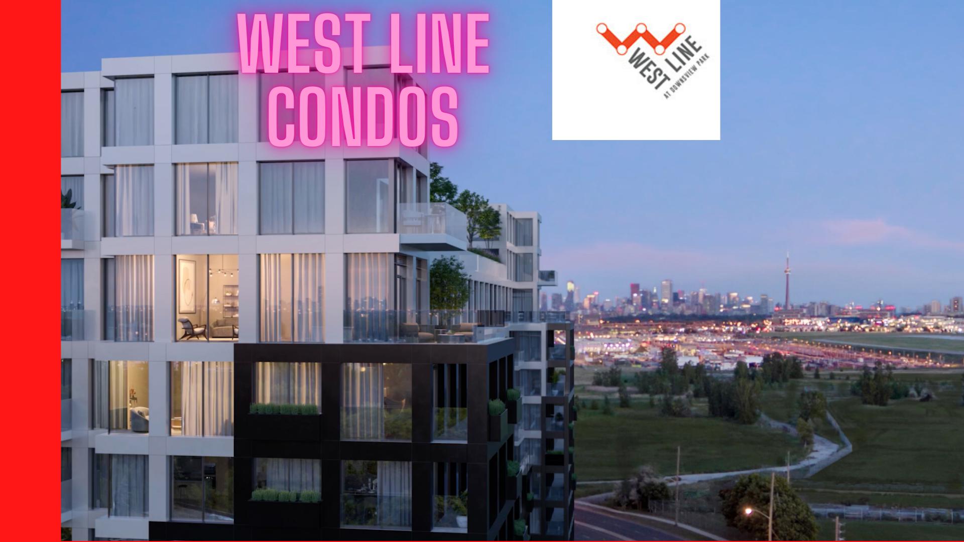 Westline Condos on Downsview Park