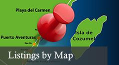 Listings by Map