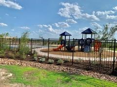 Play area at Trace