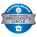International President's Circle award