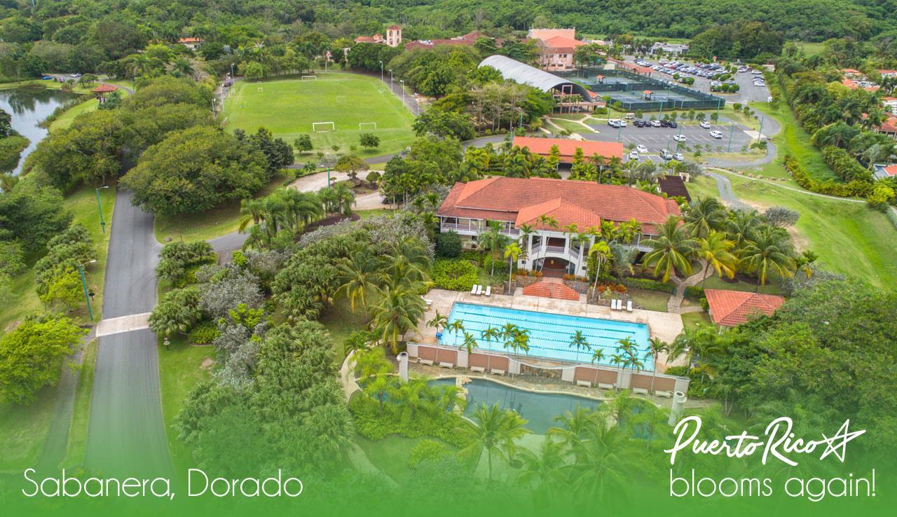 Unique Properties Puerto Rico Sabanera Aerial