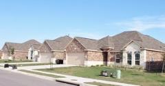 New homes in Bunton Creek Kyle.