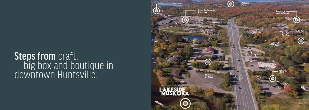 lakeside muskoka