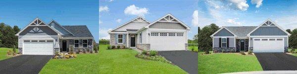 Taylor Villas 55+ Homes