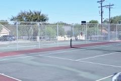 Sports courts at Meadow Woods neighborhood in Kyle 78640