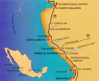 Regional Overview of Costalegre