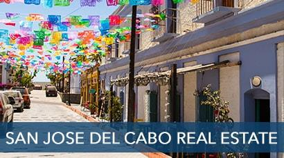 San Jose del Cabo Real Estate