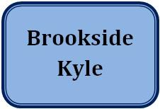 Kyle's Brookside neighborhood