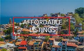 Affordable homes for Sale in puerto vallarta