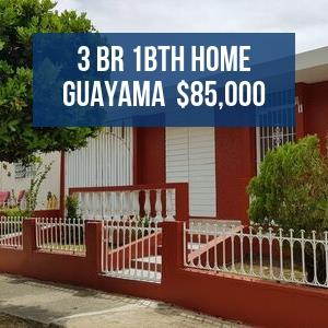 Puerto Rico Home for sale in Guayama