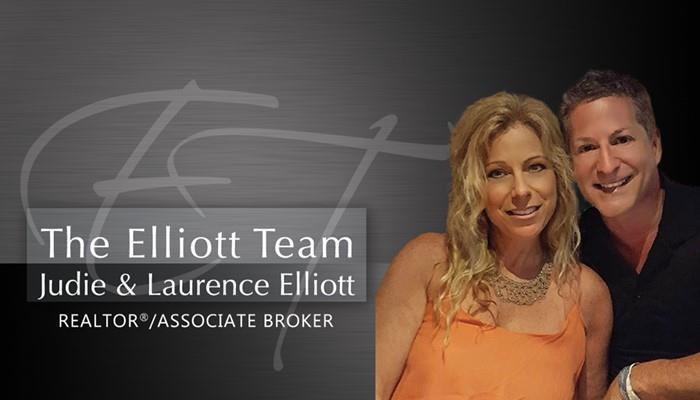 The Elliott Team, Judie & Laurence Elliott.  215.918.HOME  www.SoldByTheElliottTeam.com