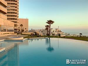 Calafia Condos and Villas Oceanfront Pool