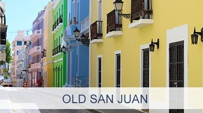Real Estate in Old San Juan