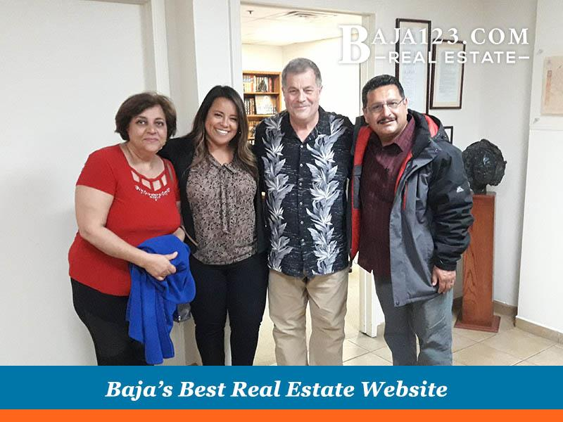 Oscar Mendez' Happy Clients in the Rosarito Beach Condo Hotel