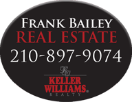 Frank Bailey Real Estate: 210-897-9074 | Keller Williams Realty