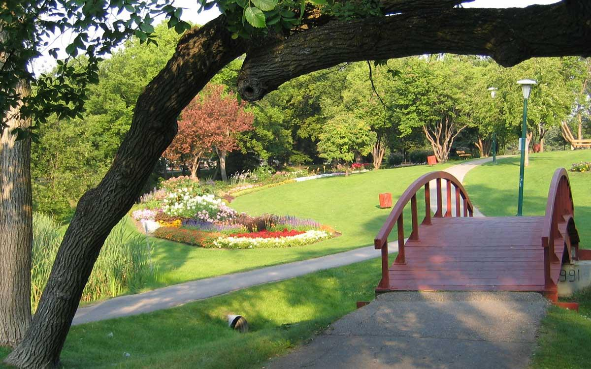 Winnipeg Parks and Open Areas