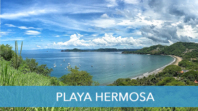 Playa Hermosa Real Estate for sale