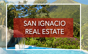 San Ignacio Real estate