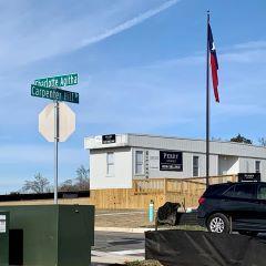 Carpenter Hill Buda 78610 Subdivision Temporary Sales Office
