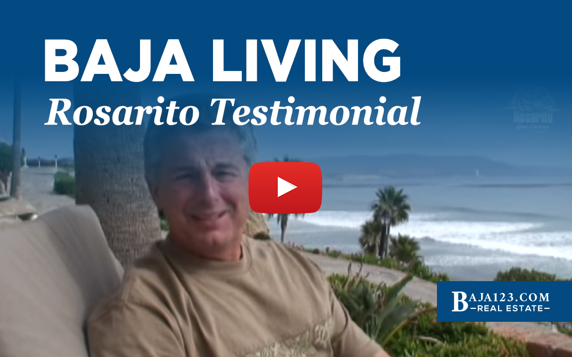 Baja Living Testimonial Video