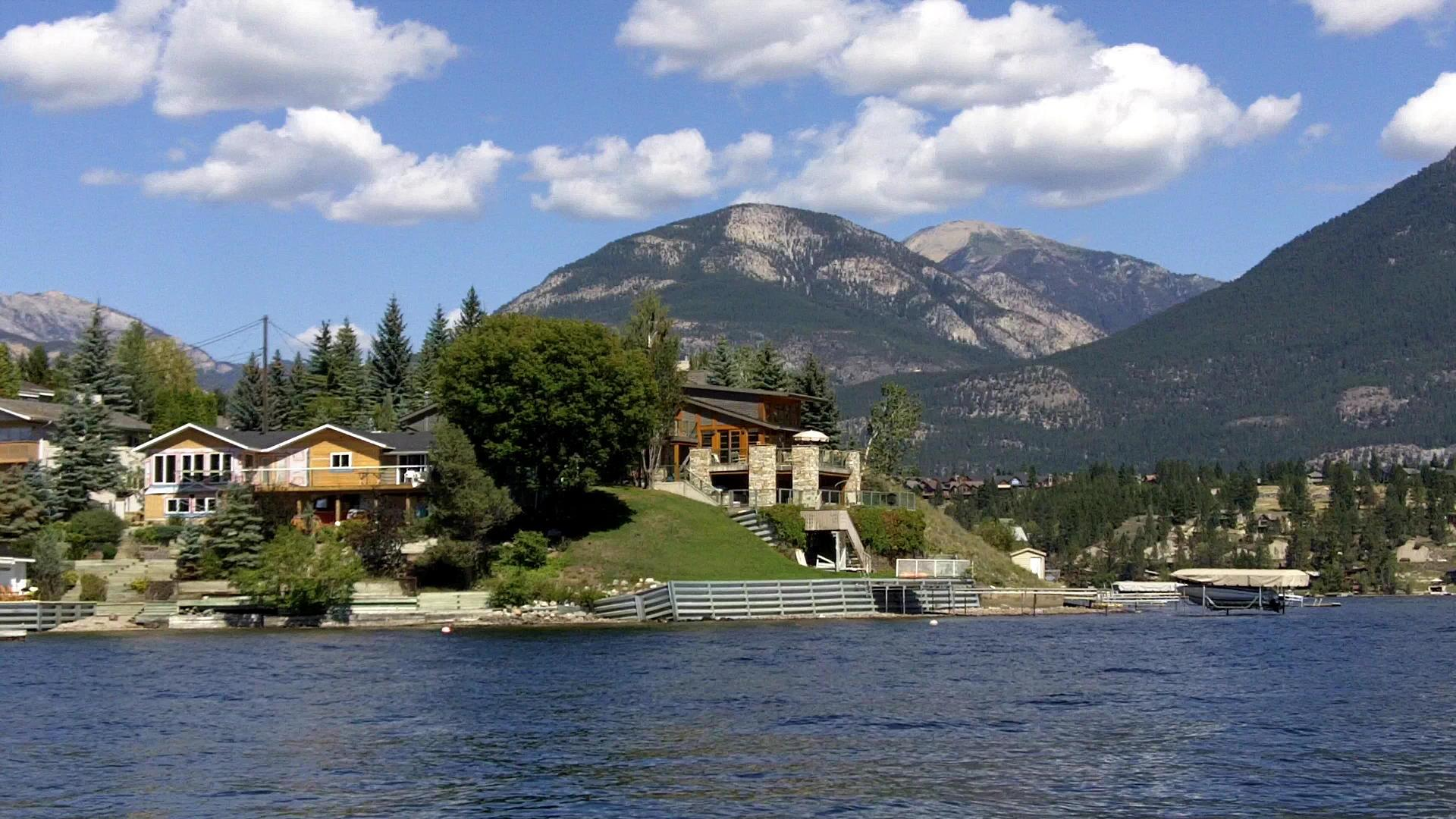 invermere lakefront real estate
