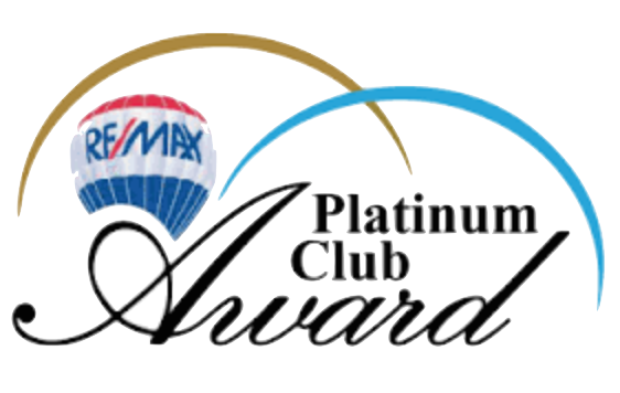 RE/MAX Platnium Award Winner for sales in 2019