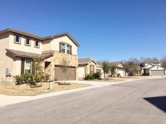 Homes in the South Austin South Grove subdivision