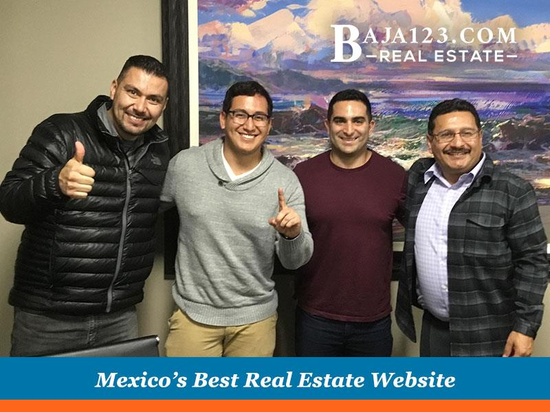 Oscar's First Time Closing with our Senior Agent Gerardo Oceguera Unit 206 Villas de Rosarito