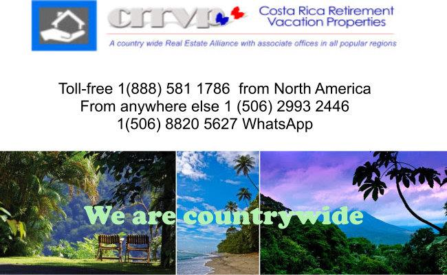 manuel antonio costa rica central pacific properties