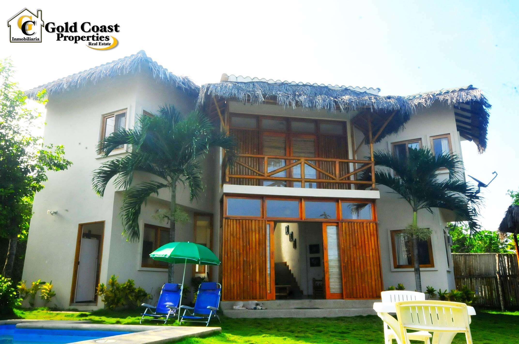 Casa cerca de la playa en Olon