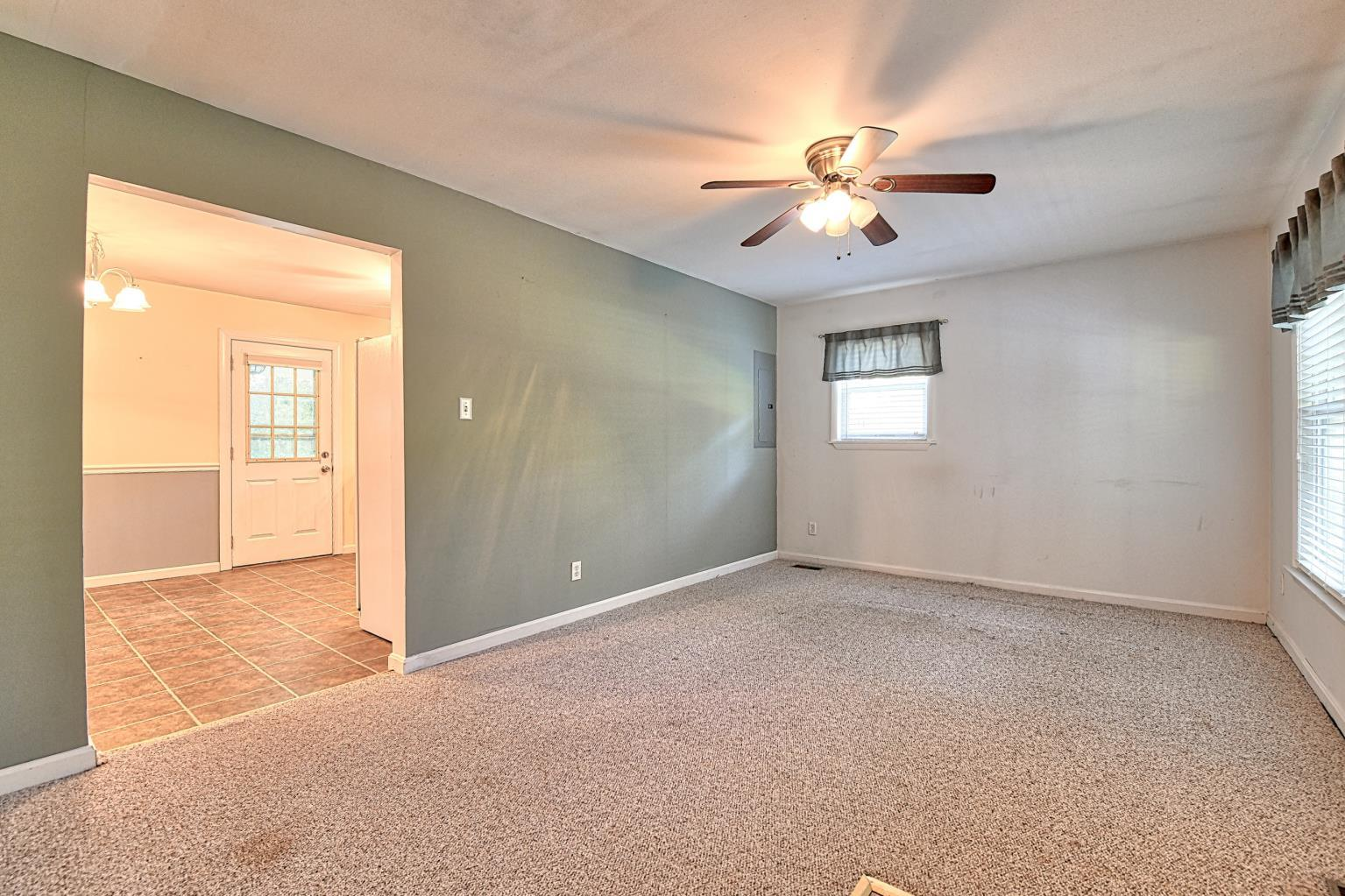 The Living Room at 29783 Skyview Drive in Saint Marys County MD - Listed by Marie Lally, Realtor with O'Brien Realty of Southern MD