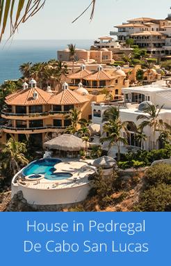 Houses in Pedregal del Cabo San Lucas