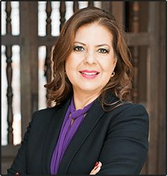 Alma Cecilia Ramirez portrait