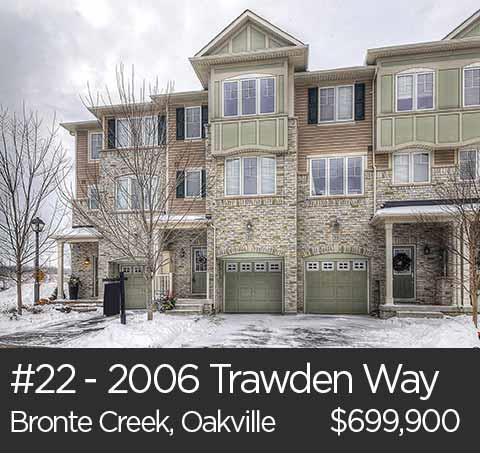 bronte creek homes for sale northeast oakville