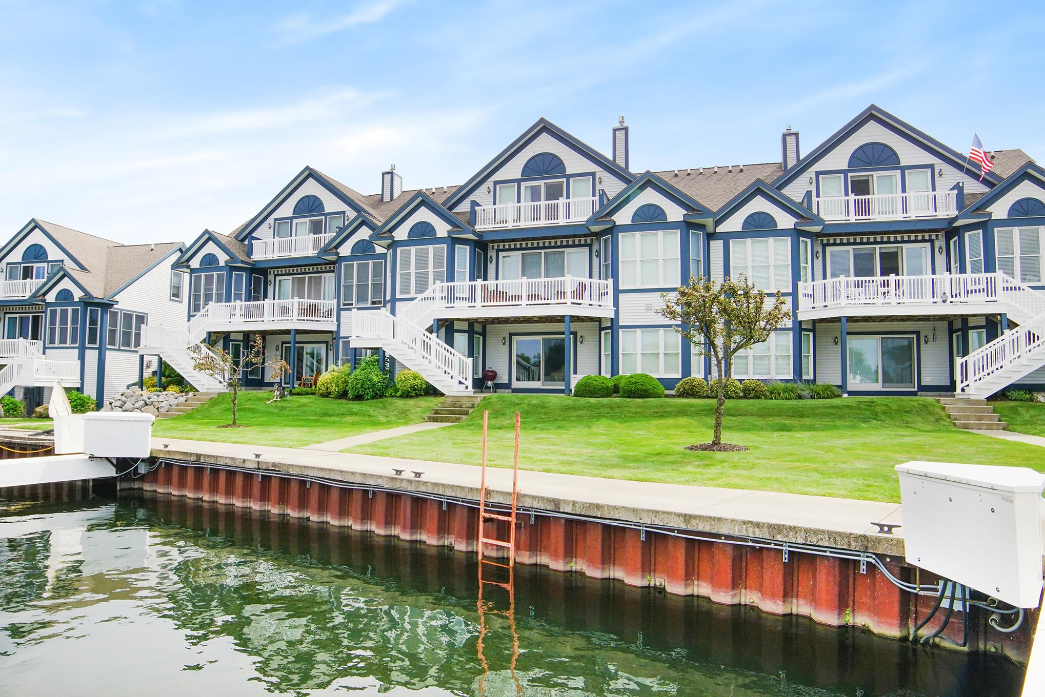 Harbor Village Condo for sale in Manistee