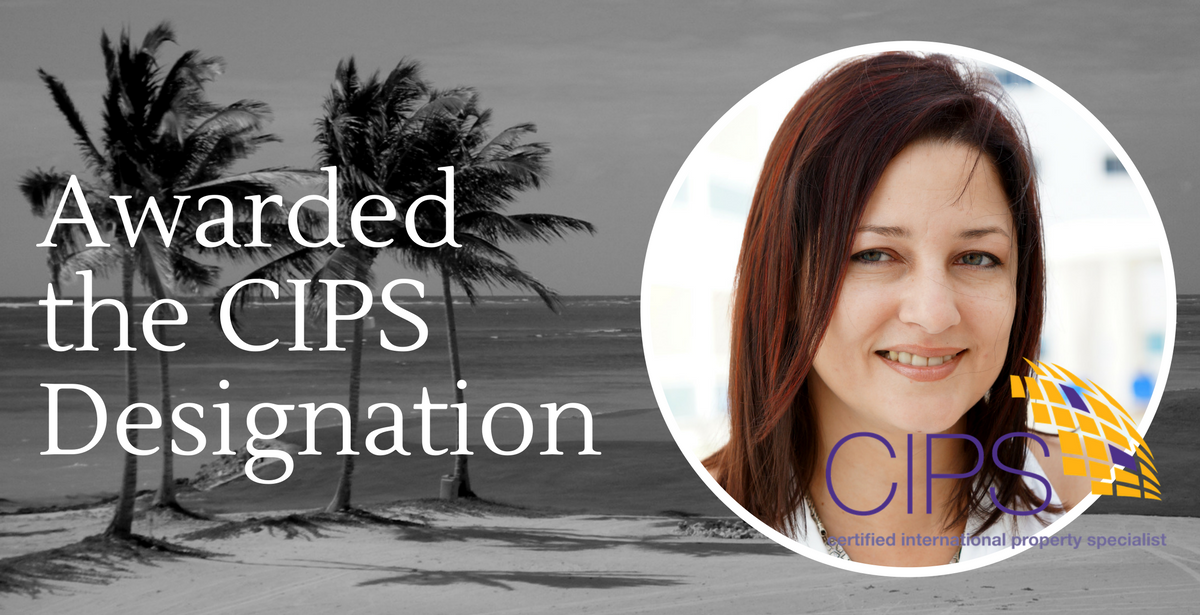 Jocelyn Hernandez Irizarry is Awarded the CIPS Designation