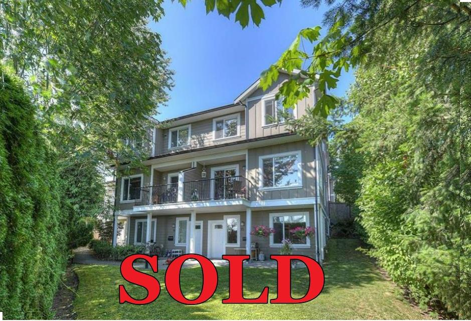 E. Saanich Rd sold by David Stevens