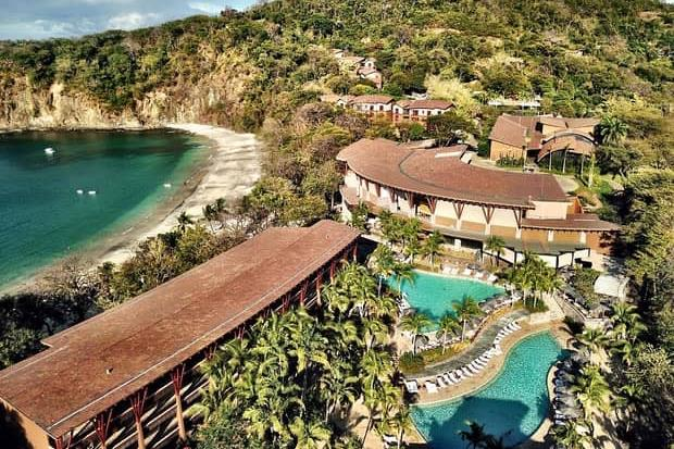 Four Season Resort, Costa Rica