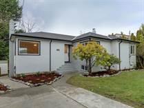 Homes for Sale in Gordon Head, VICTORIA, BC, British Columbia $825,000