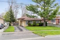 Homes for Sale in Halton Hills, Ontario $689,000