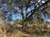 Lots and Land for Sale in New Braunfels, Texas $82,900