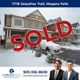 Homes Sold in Greenwood Golf, Niagara Falls, Ontario $599,900