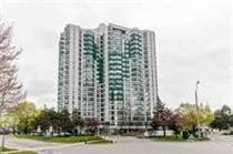 Condos for Sale in Hurontario/Kingsbridge Garden Circle, Mississauga, Ontario $475,000