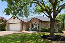 Homes for Sale in Block House Creek, Leander, Texas $399,900