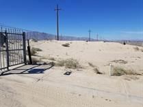 Lots and Land for Sale in San Fernando, San Felipe, Baja California $80,000