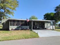 Homes for Sale in Anglers Green Mobile Home Park, Mulberry, Florida $17,850