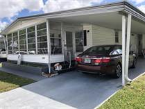 Homes Sold in Coral Cay, Margate, Florida $21,900