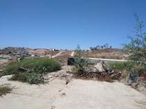Homes for Sale in Ejido Plan Libertador, Playas de Rosarito, Baja California $22,000