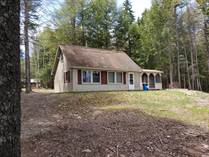 Homes Sold in Amherst, T28 MD, Maine $149,900